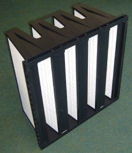 rigid bag filter